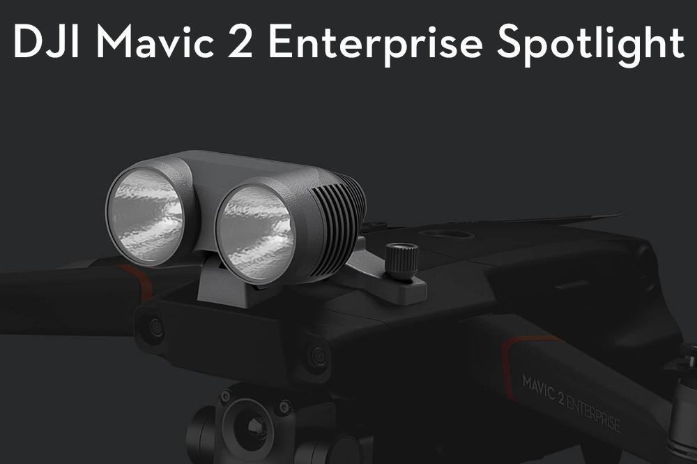DJI Mavic 2 Enterprise Spotlight